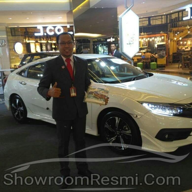 Sales Honda Harapan Indah