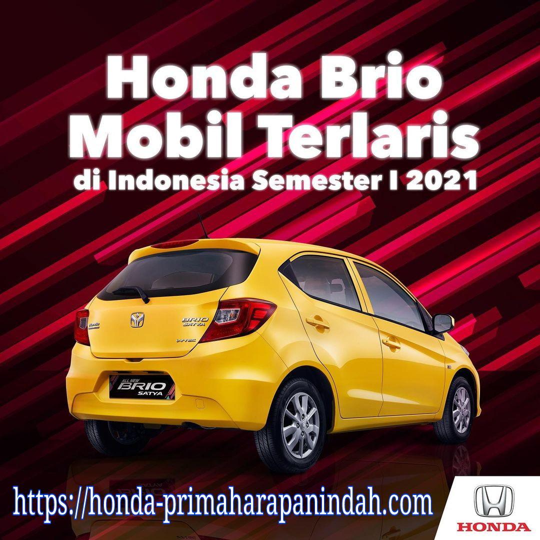 Honda Brio Harapan Indah